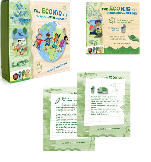 INSIGHT EDITIONS ECO KID KIT